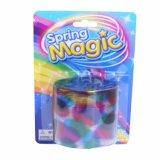 7.5*6.5 cm blinkender magischer Regenbogen des Sprung-Spielzeugs (15 Arten)
