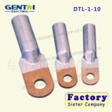 Dtl tipo cobre alumínio e terminais de ligação