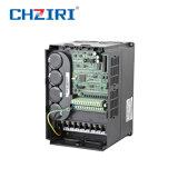 リモート・コントロールケーブルが付いているChziriの高性能の頻度コンバーター7.5kw