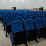 Sillas del auditorio de los muebles del teatro con la Escritura-Pista Yj1001