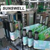 OPP Labeler voor de Capsuleermachine Combibolc van de Vuller van de Ventilator
