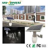 LED de 9 W Luz Solar LED de exterior a poupança de energia solar candeeiro de parede