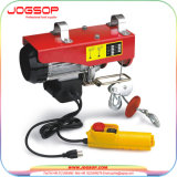 Capacité maximale de 500kg mini câble électrique palan à câble 110V 50Hz treuil de levage avec la haute