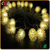 A cortina impermeável do Natal da cortina da luz feericamente do diodo emissor de luz ilumina o melhor preço