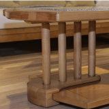 2017 Último projeto Mesa de madeira maciça para Sala de Estar (CH-618)