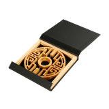 De madera personalizado Embalaje Embalaje moneda conmemorativa de la pantalla de verificación