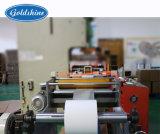 Haushalts-Aluminiumfolie, die Maschine herstellt zu zeichnen (GS-JP 110T)
