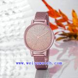 贅沢なカスタムロゴの腕時計のギフトの腕時計(WY-17025B)