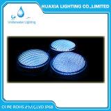 indicatore luminoso subacqueo della piscina di vetro PAR56 di 24watt 333PCS