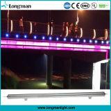 Lavata impermeabile esterna della parete di 60PCS 0.2W RGB 3in1 LED