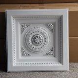 Polyurethan-antike Decke deckt PU-Decken-Rosen-Decken-Medaillon Hn-B018 mit Ziegeln