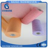 I Wipes che ha un'apertura del Nonwoven di Spunlace hanno stampato i Wipes di Spunlace