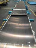 7A55 de l'aérospatiale et de transport de la plaque en aluminium