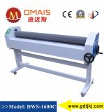 Manual simple máquina de laminación en frío de gran formato.