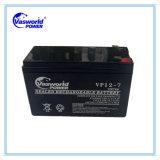 Батарея 12V 7ah UPS генератора Пакистана резервная