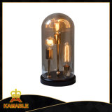 Iluminação de vidro da tabela do vintage industrial decorativo (MT308M)