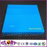 Panneau acrylique de plexiglass de bâti et feuille acrylique pour l'étalage extérieur