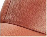 Regulables Color sólido de la moda de cuero de PU Gorra de béisbol