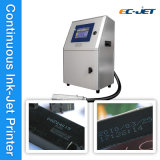Can와 Box Printing를 위한 배치 Coding와 Counting Machine Continuous Inkjet Printer