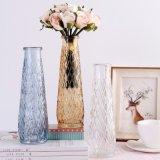Piccolo vaso europeo di vetro della campagna