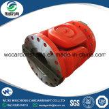 Eje de cardán del acoplador de la junta universal SWC490 para las piezas de la transmisión