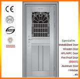 ステンレス鋼の機密保護のドアによってカスタマイズされるホテルの部屋のドアの内部の鋼鉄ドア