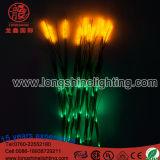 LED de iluminación LED de luz Los tallos de trigo para Jardín de las luces de la decoración de Navidad