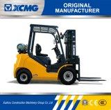 Fornitore ufficiale Fgl15t di XCMG carrello elevatore di Gasoline&LPG di 1.5 tonnellate