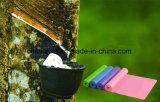 Vendas planas de la resistencia elástico de goma del estiramiento de la yoga