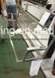 公園の中国の家具の鋼鉄ベンチ