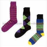 Großhandelshersteller-BaumwollBreathable Mannschafts-Socken
