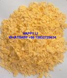 Sulfuro amarillo rojo Na2s del sodio del gradiente industrial del 60%