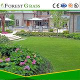 Classic ornamento natural verde césped artificial para animales domésticos (LS)