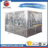 Máquina de rellenar líquida de la pequeña capacidad automática de la botella redonda 20000