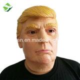 Máscara principal completa del látex de la cara de Donald Trump