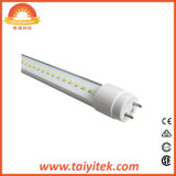SMD5630の9W 600mm LEDの管のプラスチックT8ライト