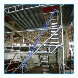 Caja de seguridad SGS aprobó la construcción andamios para mantenimiento