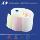 Rodillo de dos espesores del papel sin carbono 7575 de Hotest