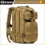 9 colores de nivel III de la bolsa de asalto del ejército de transporte medio