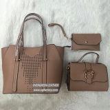 Fabbrica Sh359 di Guangzhou della signora Bag Set della borsa del progettista delle donne di colore di modo