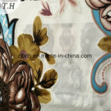 2017 telas novas de veludo da cópia do projeto em fabricantes de China