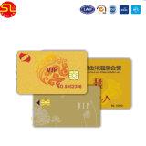 13.56MHz Mifare DESFire EV1 billete de Metro de la tarjeta inteligente RFID