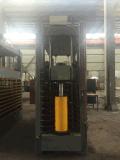Máquina caliente hidráulica de la prensa para las puertas