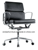 현대 디자인 가죽을%s 가진 최신 사무실 회의 두목 의자는 직면했다