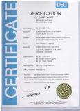 Cnc-hydraulischer Edelstahl-verbiegende Maschine mit CER Bescheinigung