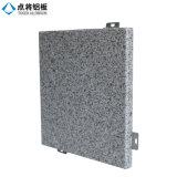 PVDF покрывая лист алюминия 3mm для здания внешней стены
