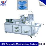 Qualitäts-automatischer Wegwerfplastikschuh-Deckel, der Maschinen-Fertigung bildet