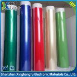 nastro adesivo del silicone dell'animale domestico di colore del rullo enorme di 650mm*33m