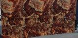 Goede Kwaliteit Geen van de Geur Marmeren pvc- Blad voor de Decoratie van de Muur