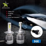 Automotive Car Bulb Canbus Fan Waterproof Replacement LED Headlight H7